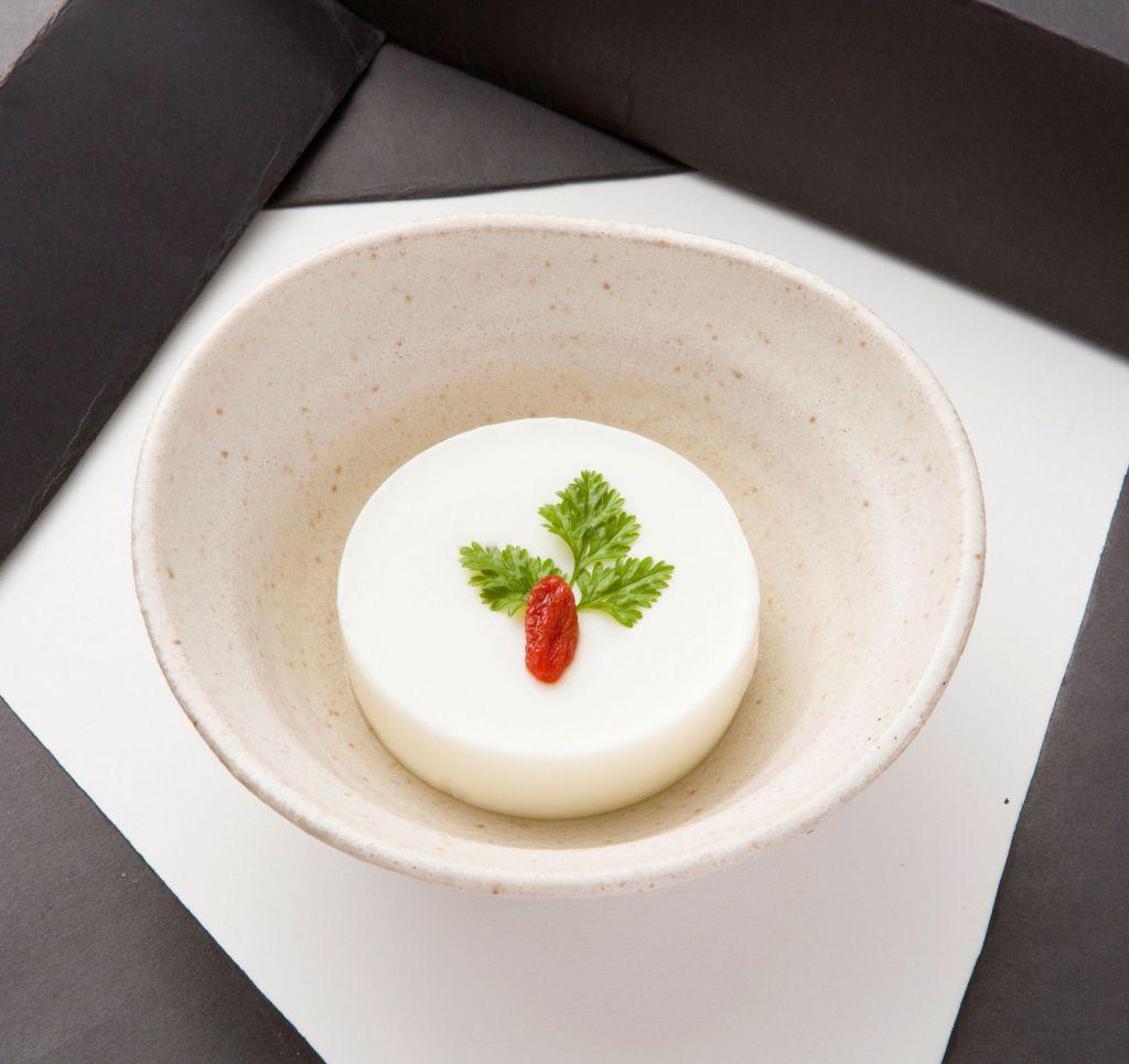 ミルキー杏仁豆腐
