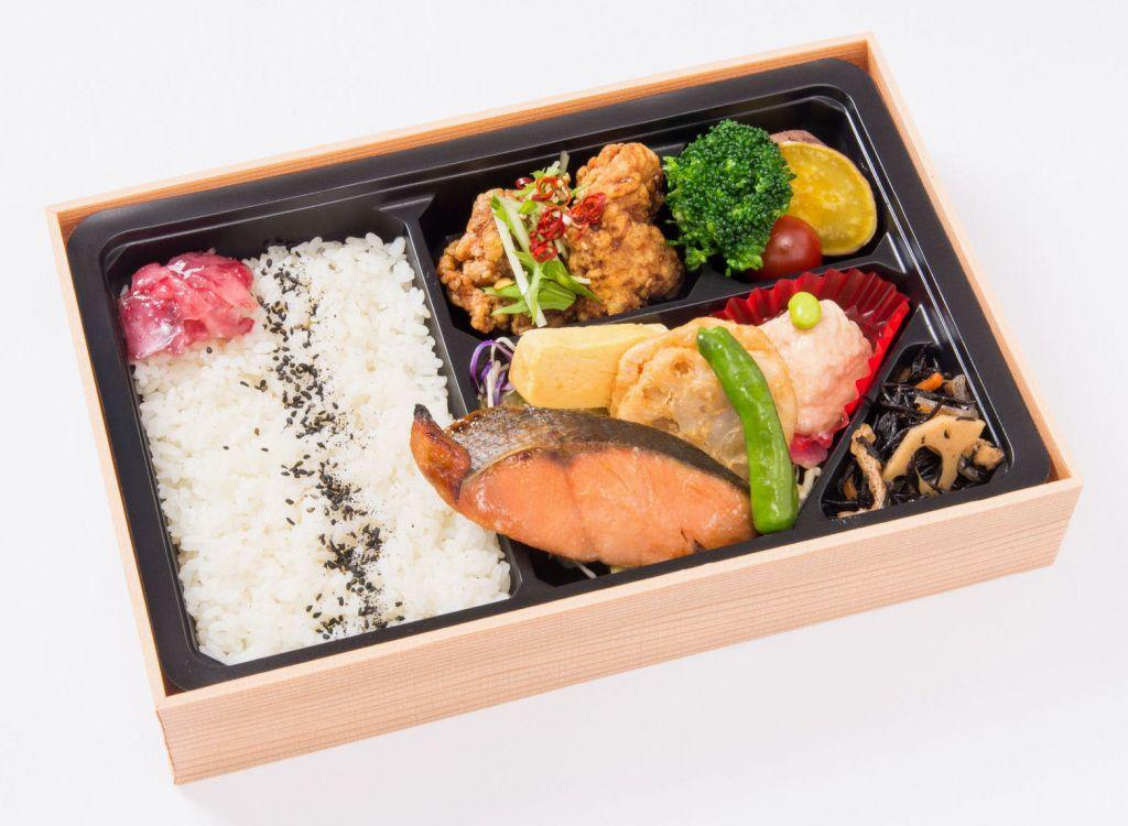 鮭の西京焼弁当